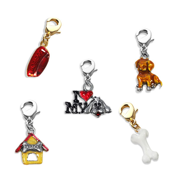 Dog Lover Charms