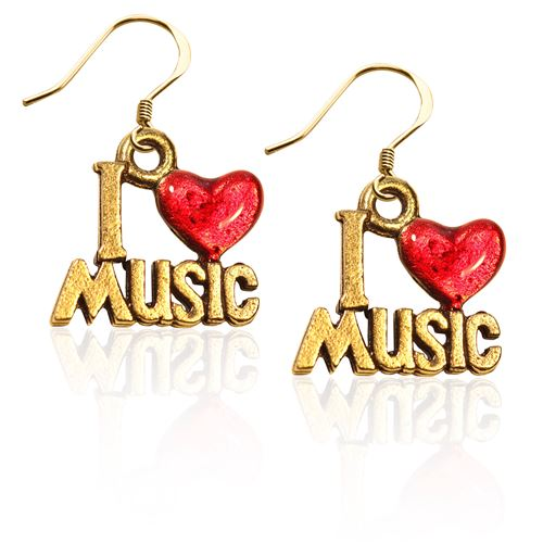 Music Lover Earrings