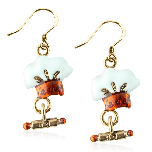 Chef Earrings