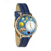 Taurus Watch in Gold (Large)