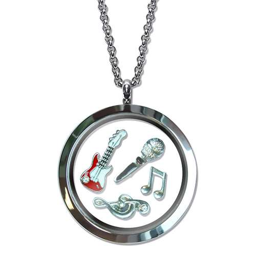 Music Lover Lockets