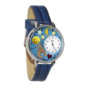 Image of Aquarius Watch in Silver (Large)