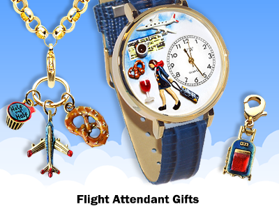 Gifts for the Flight Attendant in your Life