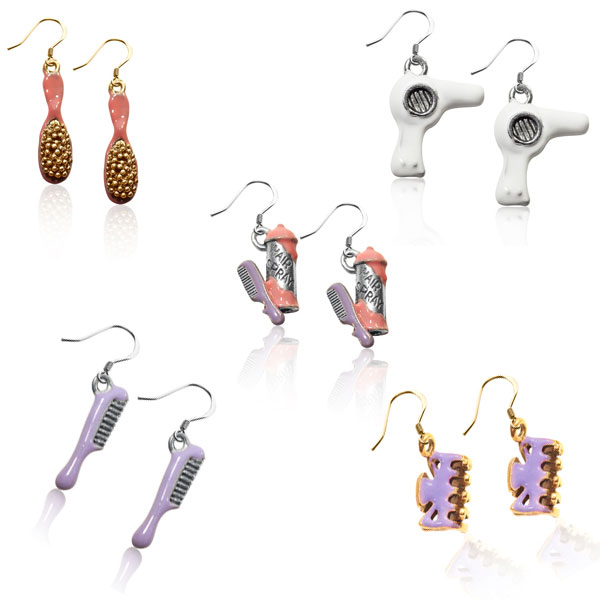 Beautician Earrings