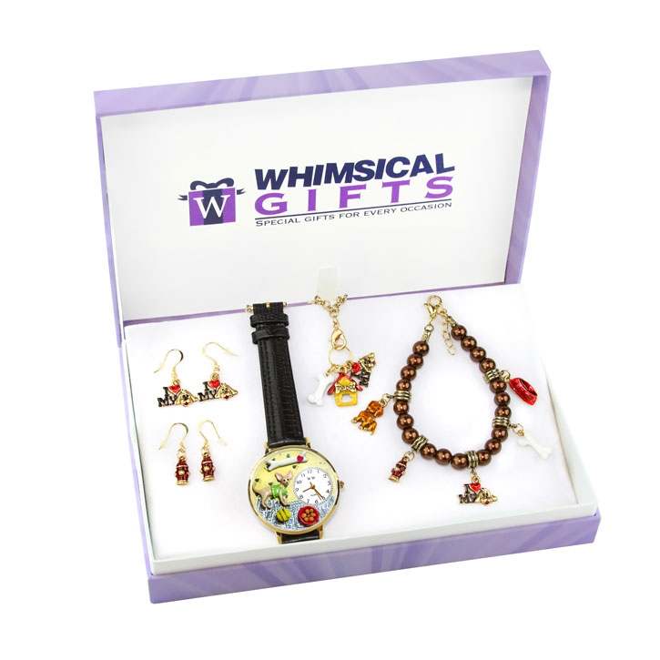 Dog Lover Jewelry Sets
