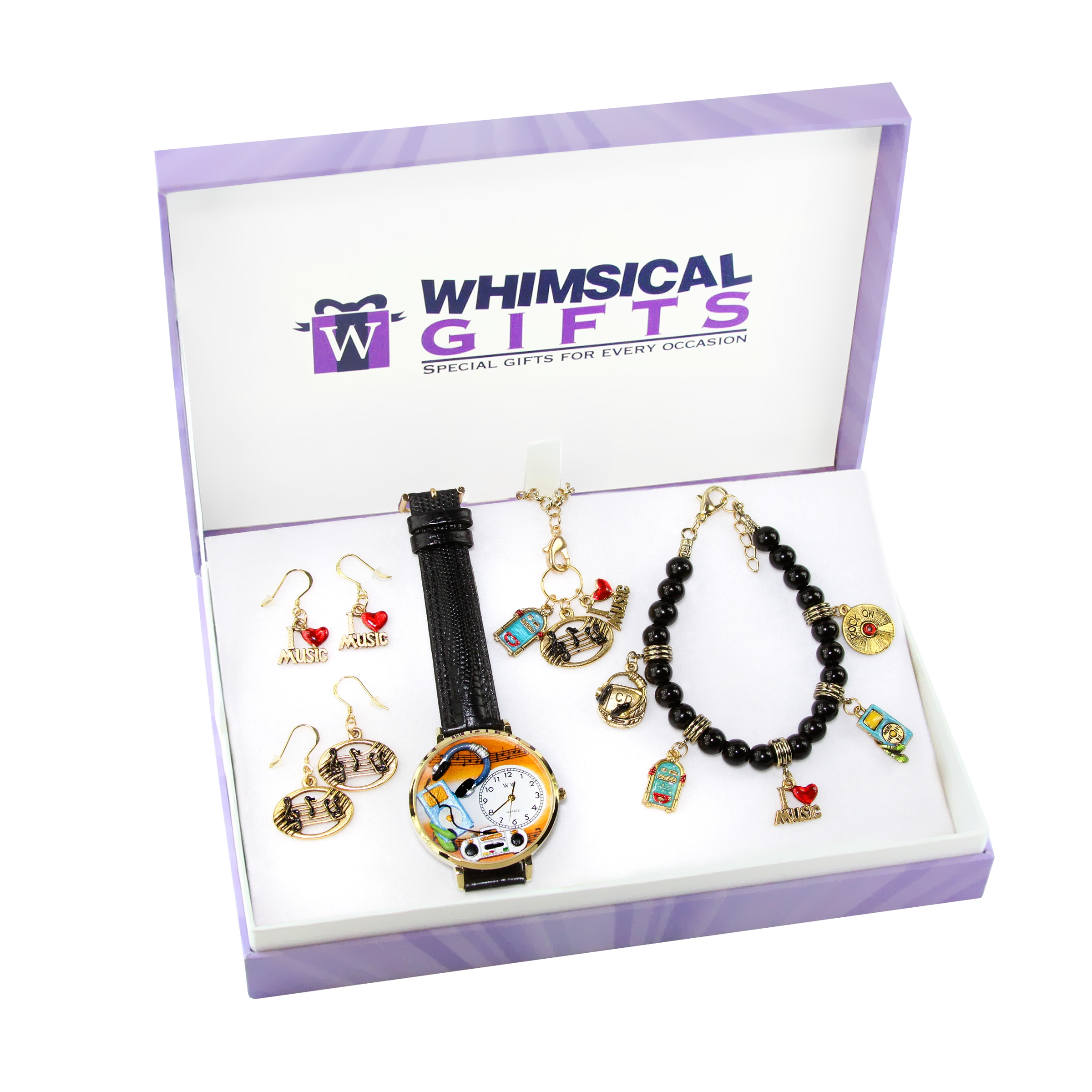 Music Lover Jewelry Sets
