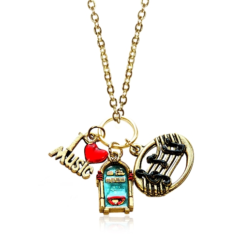 Music Lover Necklaces