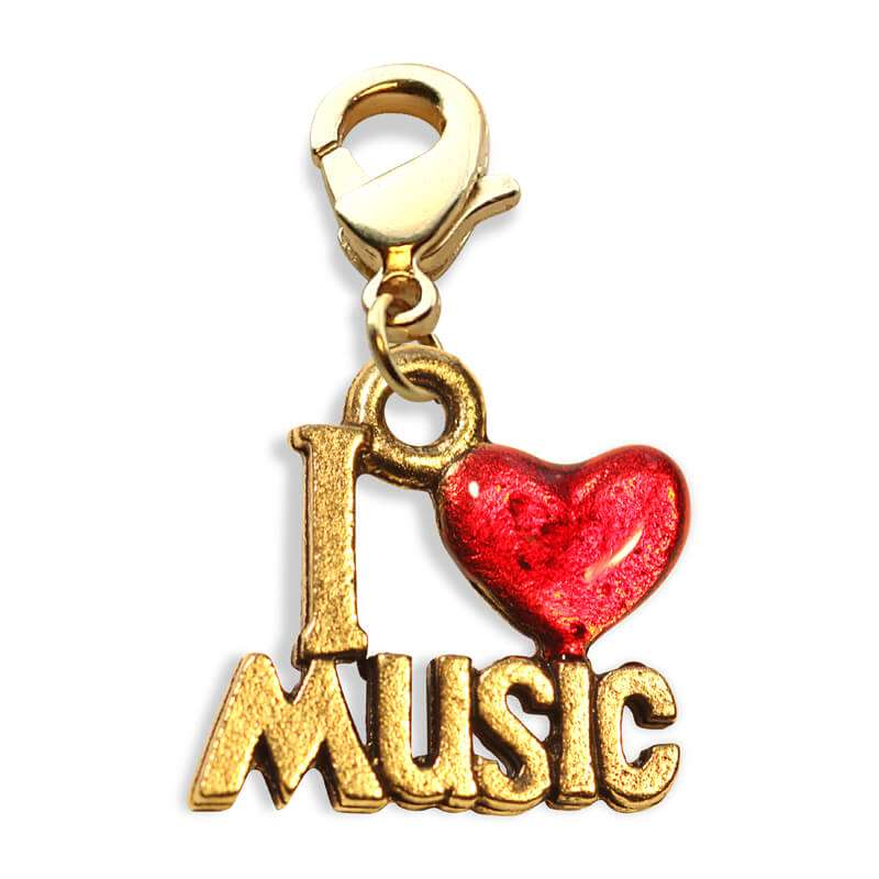 Music Lover Charms