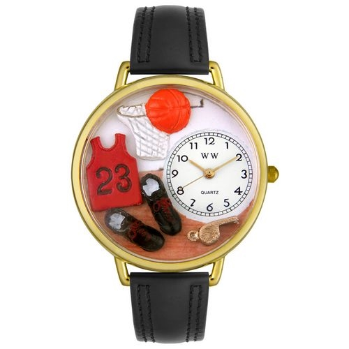 Whimsical Gifts Basketball Watch in